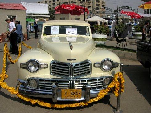 Classic Car Show 2006